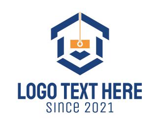Insurance - Home Insurance logo design