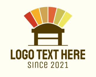 Design - Colorful Chair Design logo design