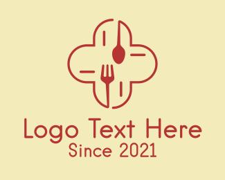 Canteen - Hospital Canteen Food  logo design