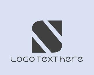 """Minimalist  Letter S"" by BrandCrowd"