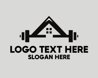 """""""Weights Gym House"""" by SimplePixelSL"""