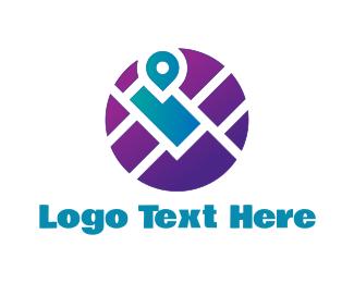 Guide - Local Guide logo design