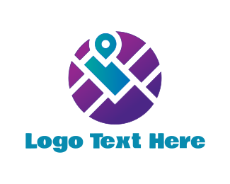 Site - Local Guide logo design