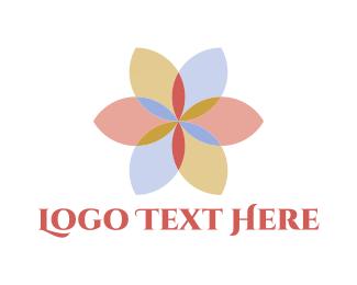 May - Spa Flower logo design