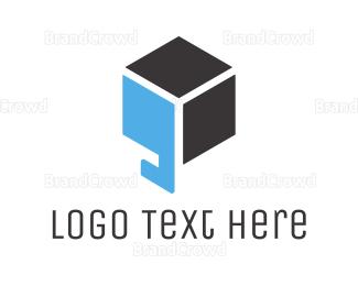 Distribution - Quote Box logo design