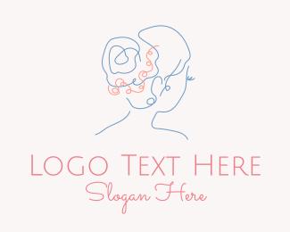 Wedding Coordinator - Beauty Hair Salon  logo design