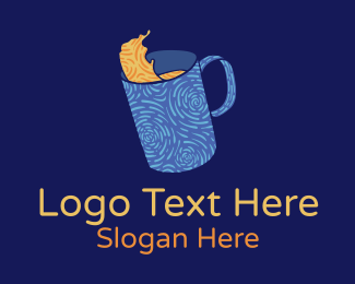 Starry - Starry Mug Cafe logo design