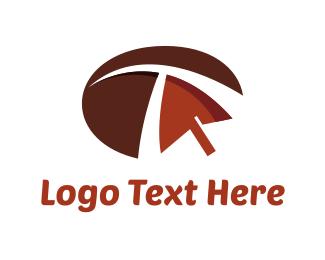 Bean - Bean Click logo design