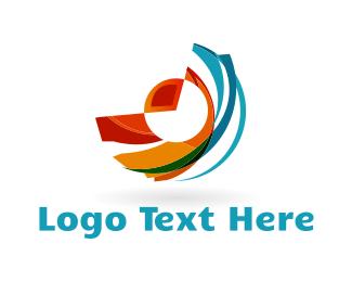 Geometry - Abstract Geometry logo design