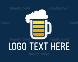 Cheers - Beer Charge logo design