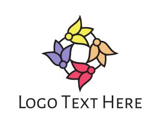 Tulip - Tulip Birds logo design