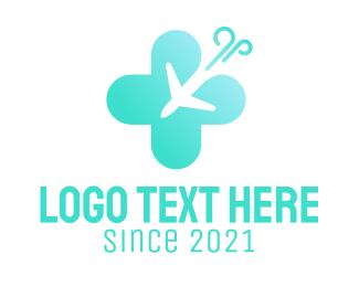 Courier - Medical Supply Courier logo design