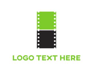 Reel - Photography Film logo design