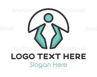 Amazing - Life Yoga logo design