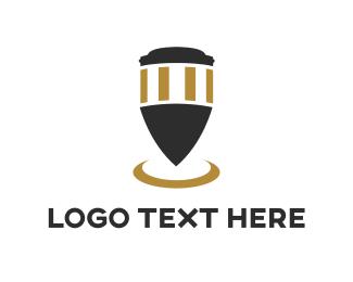 History - Plumb Bob logo design