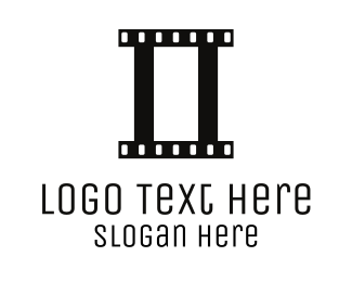 Produce - Two Films logo design