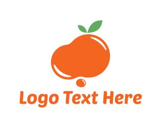 Green And Orange - Orange Marmalade logo design