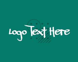 Graffiti - White Graffiti Wordmark logo design
