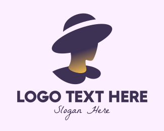"""""""Vintage Woman Hat"""" by town"""