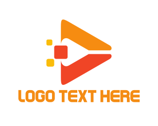 Media - Orange Media logo design