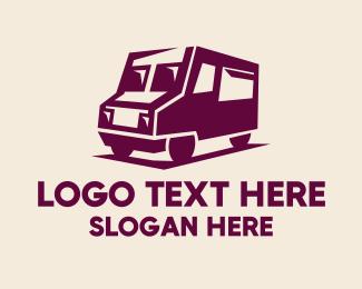 Rental - Van Rental Company logo design