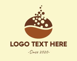 Coffee Shop - Coffee Bean  logo design