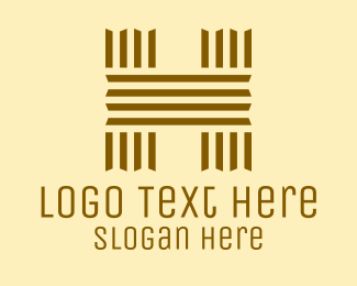 Letter H - Corporate Letter H  logo design