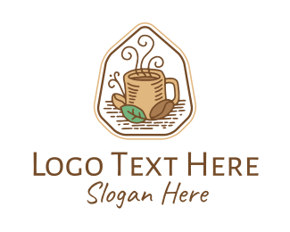 Hipster - Hipster Coffeehouse logo design