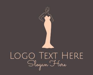 Beauty Queen - Beauty Queen Pageant logo design