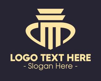 Construction - Simple Construction Tower logo design