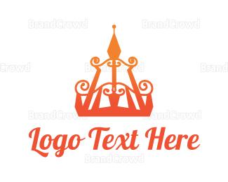 Gate - Arabic Luxury logo design