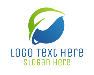 Nature - Nature Wellness logo design