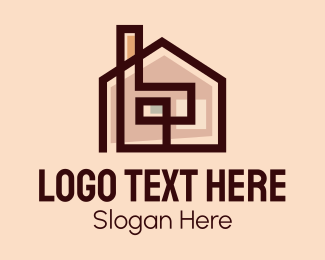Firm - Architectural House Firm logo design
