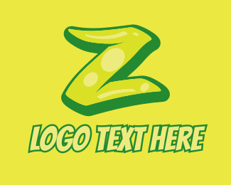 Animator - Graphic Gloss Letter Z logo design
