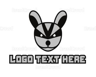 Mice - Grey Mouse Gaming logo design