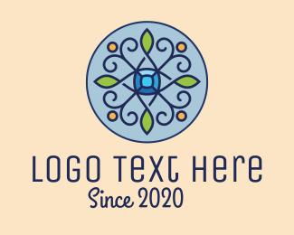 Brand - Luxury Jewelry Gem logo design
