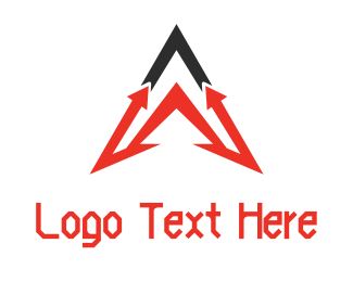 Logistics - A Arrow Gaming logo design
