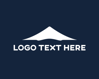 Snow - Snow Mountain  logo design