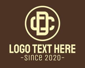 Brand - Brand Monogram D & C logo design