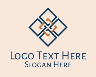 Pattern - Simple Moroccan Pattern logo design