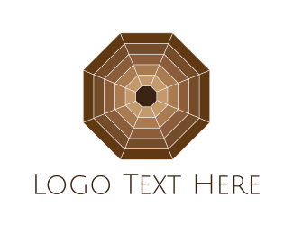 Coffee - choco web logo design
