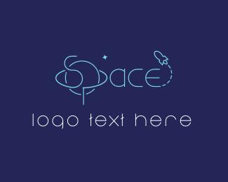 Space - Space logo design