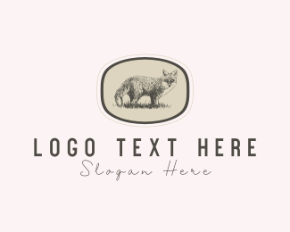 Art Gallery - Fox Art logo design
