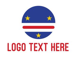 Planetarium - Cape Verde Planet  logo design