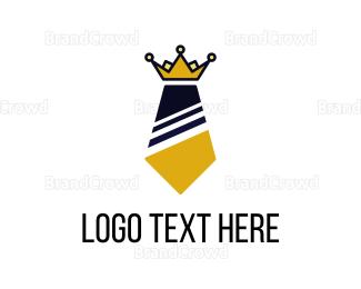 King - Tie King logo design