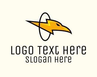 Gaming - Thunder Bird Esports logo design