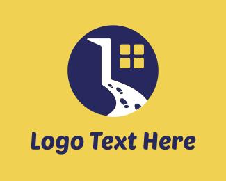 Step - Room & Steps logo design