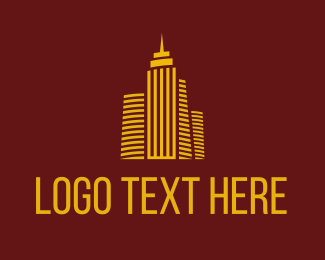 New York - Luxury Building logo design