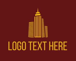 """Luxury Building"" by LogoPick"