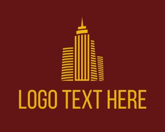 Urban - Luxury Building logo design